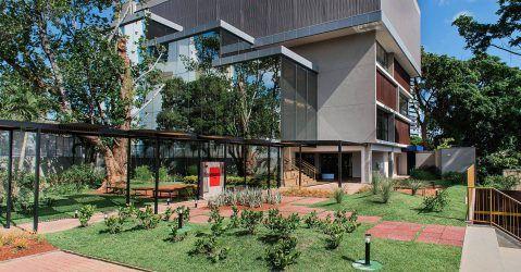 New Headquarters Land School